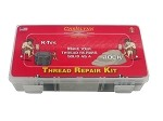 Key Locking Thread Repair M-Kit: 1/4-20, Heavy Duty, Steel