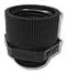Black Nylon Thread Adapter - Type E