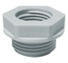 Gray Nylon Thread Reducers - Metric to Metric