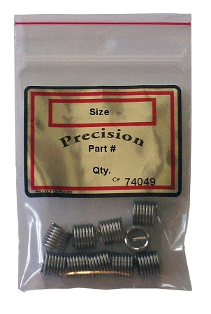 10 off V-Coil Thread Repair Inserts M4 X 0.7 Compatible Avec Helicoil 1D