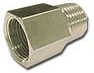 Nickel Plated Brass Thread Adapters - NPT to PG Threads