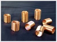 "Helical Insert: 5/16-18, 0.625"" (2.0xD) Length, Free Running, Phosphor Bronze (1 pc)"